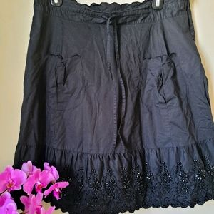 Tristan ! ♡❤ 100% cotton skirt.